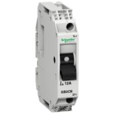 Автомат защиты цепи GB2 с комбинированным расцепителем 1 полюс 2А GB2CB07 Schneider Electric