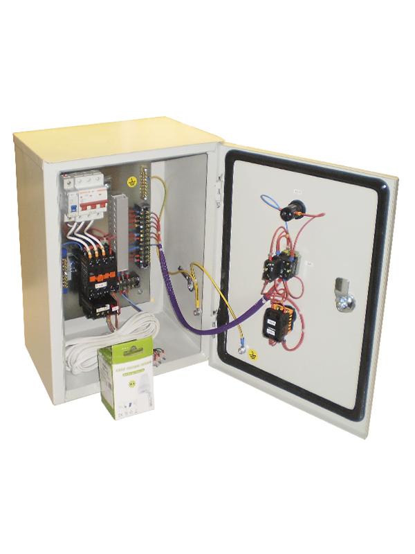 Ящик управления освещением ЯУО 9602-3474 IP54 SUO9602-3401 Texenergo