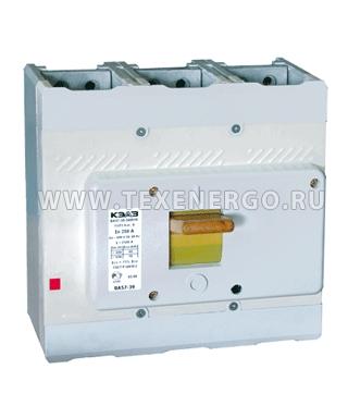 Автоматический выключатель ВА 5739 340010-5000 630 А УХЛ3 ОТК 109886 КЭАЗ