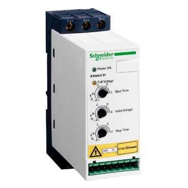 Устройство плавного пуска ATS01 12A 380В ATS01N212QN Schneider Electric