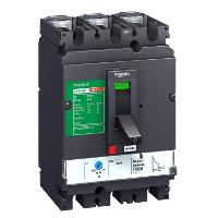 Автоматический выключатель Compact CVS 100B 25kA/400В 3P 100A LV510307 Schneider Electric