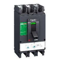 Автоматический выключатель Compact CVS 630F 36kA/400В 3P 630A ETS 2.3 LV563505 Schneider Electric