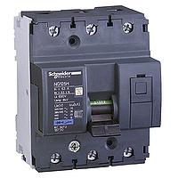 Автоматический выключатель NG125H 3П 16A C 18724 Schneider Electric