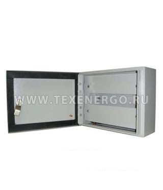 Шкаф навесной распределительный ЩРН-12з 250х300х135 IP54 Е10-15-253012-54 Texenergo