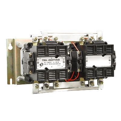 Пускатель электромагнитный ПМА 4500 2з+2р 380В  ЗЭТА