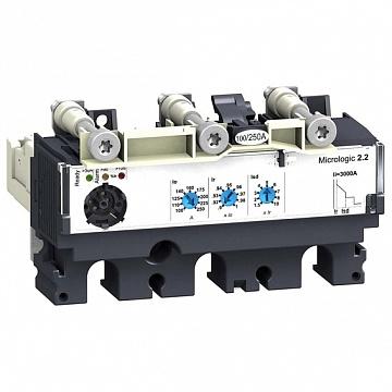 3П3T MICR. 2.2160A РАСЦЕП.ДЛЯ NSX160/250 LV430470 Schneider Electric