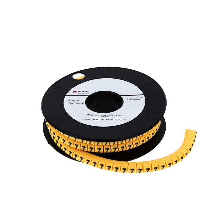 Маркер-кабельный 1,5кв.мм