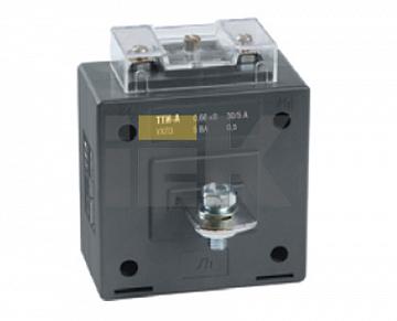 Трансформатор тока ТТИ-А 200/5А 5ВА класс 0,5 ИЭК ITT10-2-05-0200 IEK
