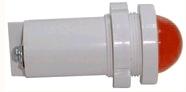 Арматура светосигнальная СКЛ-14 К-2-220 красная, биполярная 220В 30мм  Каскад Электро