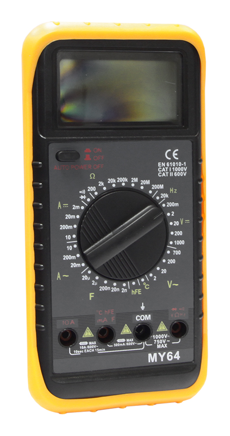 MY-64 MASTECH (емкость,частота 20кГц,температура) PMY64 Texenergo