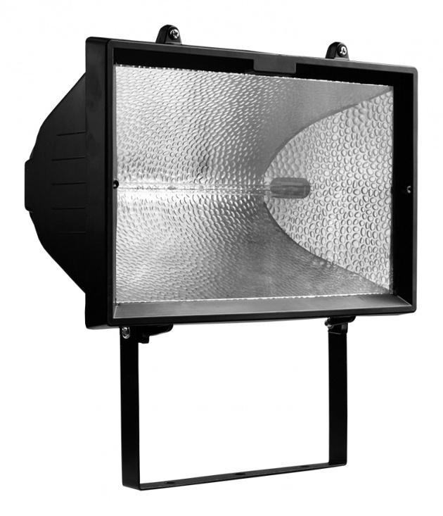 Прожектор ИО 1000Вт черный IP54 Texenergo LP1-1000-S02 Texenergo