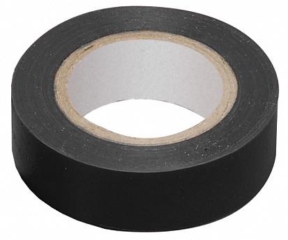 Изолента 0,18х19 мм черная 20 метров ИЭК UIZ-20-10-K02 IEK