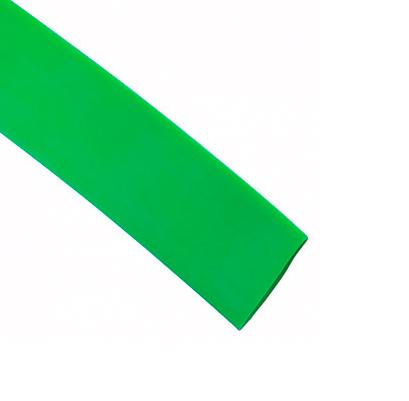Термоусадочная трубка ТТУ 8/4 зеленая 100 м/упак ИЭК UDRS-D8-100-K06 IEK