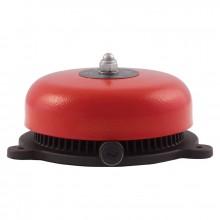 Звонок громкого боя SIADEL Красный 165мм 24В DC SDL165R24D Sirena