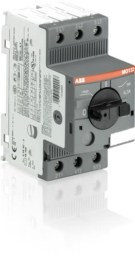 Автоматич.выключ. MO132-2.5А 100кА магн.расцепитель 1SAM360000R1007 ABB
