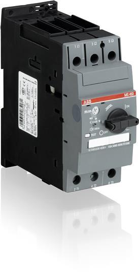 Автоматич.выключ. MS450-40 50 кА с регулируемой тепловой защитой 1SAM450000R1005 ABB
