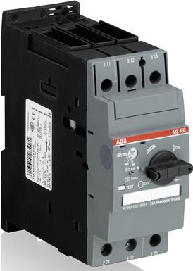 Автоматический выключатель MO450-20 магнитный расцепитель 1SAM460000R1002 ABB