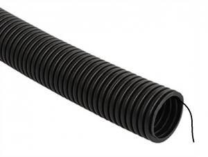 Труба гофрированная 32 мм ПНД легкого типа  Промрукав