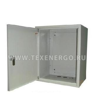 Корпус шкафа с монтажной платой ЩМП-08 650х500х220 IP31 Е20-15-655022-31 Texenergo