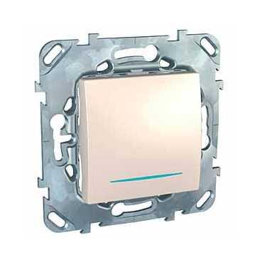 ОДНОКЛАВИШНЫЙ ПЕРЕКЛЮЧАТЕЛЬ (СХ.6) С ИНД MGU5.203.25NZD Schneider Electric