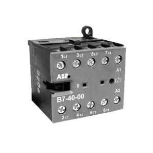 Миниконтактор B7-40-00 12A (400В AC3) катушка 230В АС GJL1311201R8000 ABB