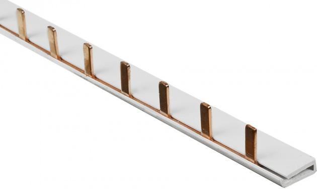 Шина соединительная тип PIN (штырь) 2ф до 63А (дл.1м) NSP2-063 Texenergo