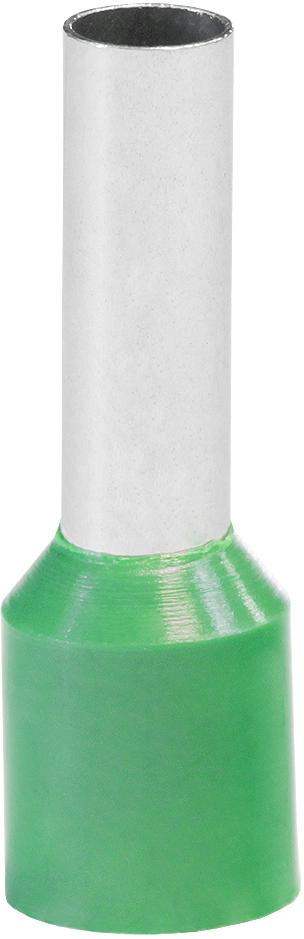 Наконечник штыревой втулочный изолированный НШвИ 6-12 (уп по 100 шт.) NSHV0600612 Texenergo