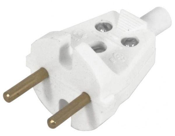 Вилка универсальная белая В6-176 Без производителя