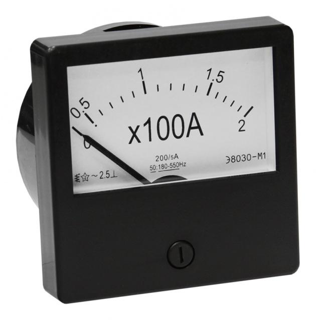 Амперметр Э-8030 М1 200/5 А PA830200 Texenergo
