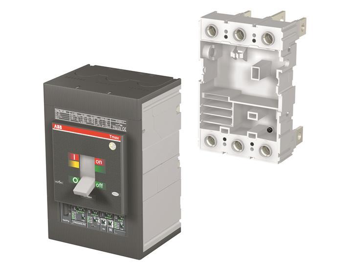 Фиксированная часть втычного исполнения T2 P FP 3p F (максимально допустимый ток 144А) 1SDA051329R1 ABB