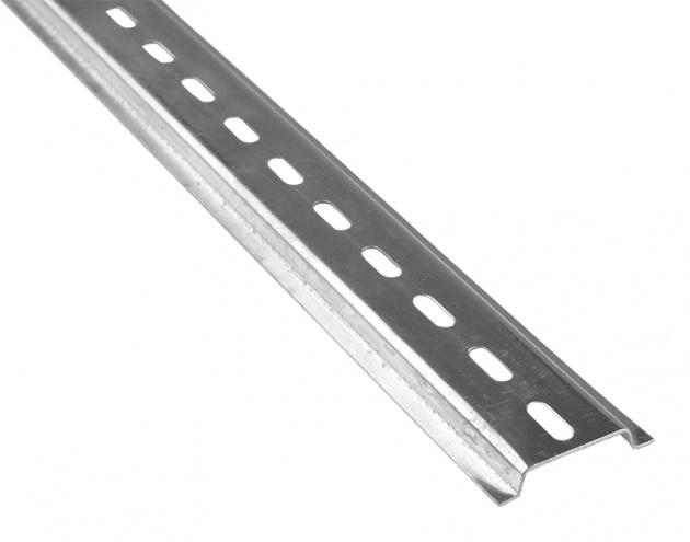 DIN-рейка 25см оцинкованная DINR025 Texenergo
