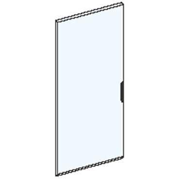 Непрозрачная дверь IP55, 11 модулей 08323 Schneider Electric