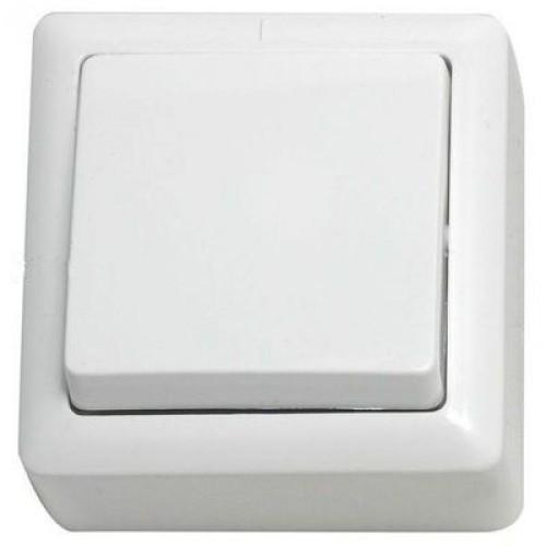 Выключатель 1 клавишный ХИТ О/У 6А 250В белый VA16-131-B Schneider Electric