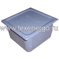 Коробка протяжная У996МУ2 200х200х100мм с уплотнением IP54  Texenergo