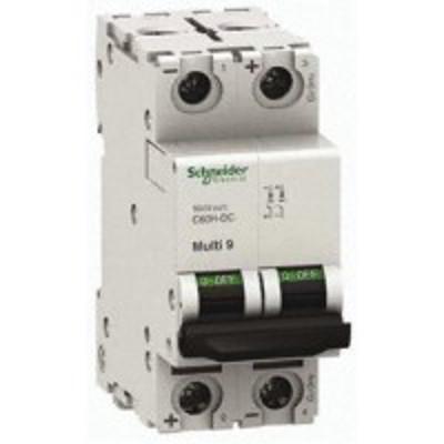 Автоматический выключатель C60H-DC 2П 6А C 500В DC MGN61526 Schneider Electric