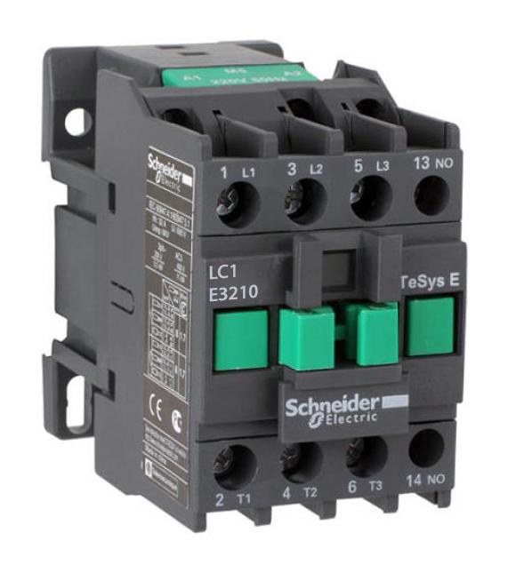 КОНТАКТОР E 1НО 32А 400В AC3 48В 50ГЦ LC1E3210E5 Schneider Electric