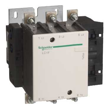 КОНТАКТОР F 3P,225 А,230V 50 ГЦ, LC1F225P5 Schneider Electric