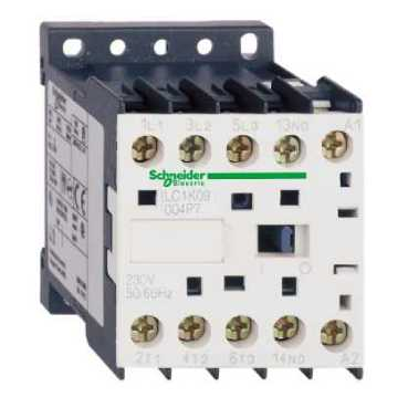 КОНТАКТОР K 4Р(2НО+2НЗ),AC1.25A,42V50ГЦ LC1K09008D7 Schneider Electric