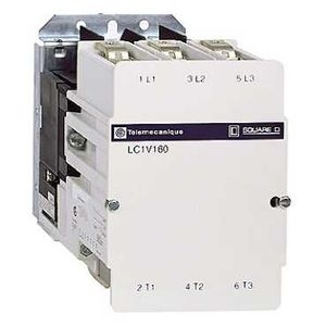 КОНТАКТОР ВАКУУМНЫЙ 3P, 160A, 400V 50ГЦ LC1V160V7 Schneider Electric
