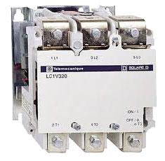 КОНТАКТОР ВАКУУМНЫЙ V 3P, 320 A, 115V 50/60 ГЦ, LC1V320FE7 Schneider Electric