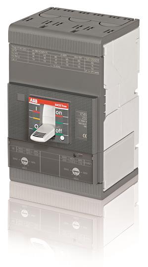 Выключатель автоматический для защиты электродвигателей XT3S 250 MA200 Im=1200...2400 3p F F 1SDA068282R1 ABB