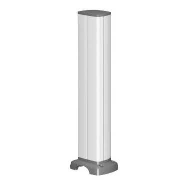 Optiline Мини-колонна 430мм Алюм Подкл через короб ISM20215 Schneider Electric