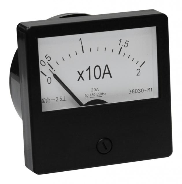 Амперметр Э-8030 М1 20 А PA830-20 Texenergo