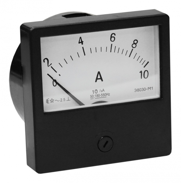 Амперметр Э-8030 М1 10/5 А PA830010 Texenergo