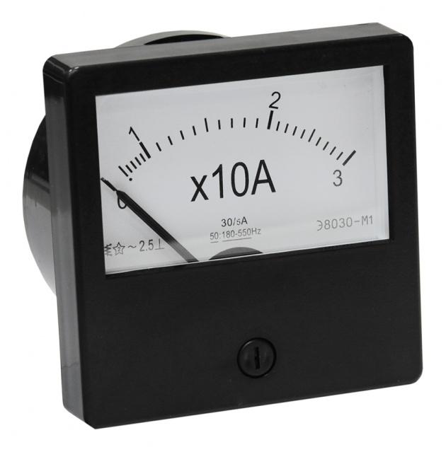 Амперметр Э-8030 М1 30/5 А PA830030 Texenergo