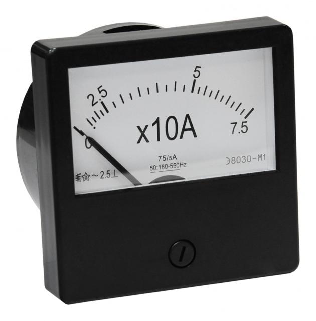 Амперметр Э-8030 М1 75/5 А PA830075 Texenergo
