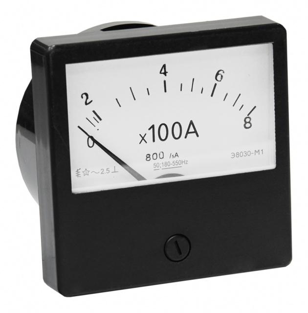 Амперметр Э-8030 М1 800/5А PA830800 Texenergo