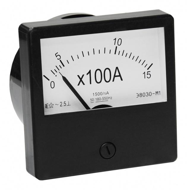 Амперметр Э-8030 М1 1500/5А PA831500 Texenergo