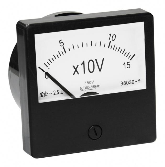 Вольтметр Э8030-М1 150В PV830150 Texenergo