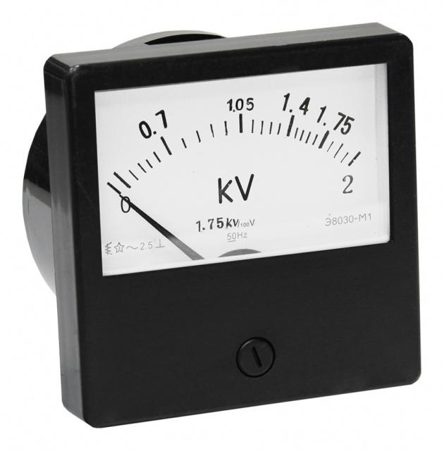 Вольтметр Э8030-М1 1.75кВ (1500/100В) PV831750 Texenergo